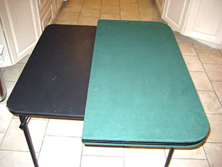 Folding Table Extenters