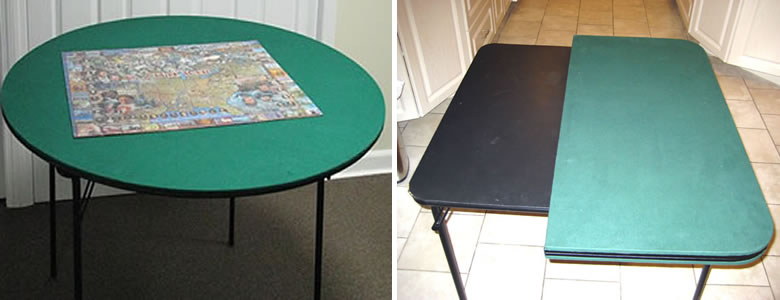 We Can Add Up To A Foot Both To The Width And Length Of Your Table!